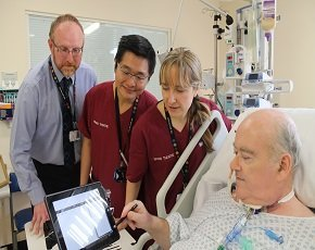 Case study: Horsley ITU brings iPads to patients